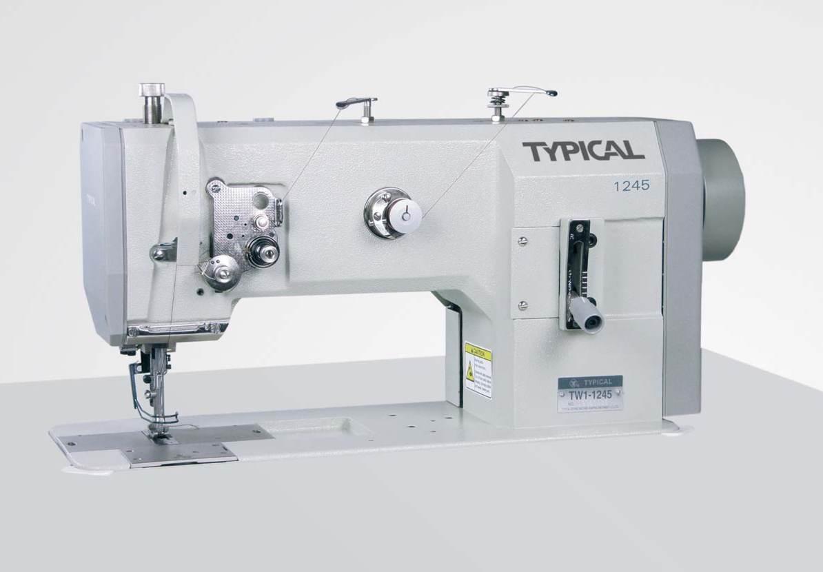 Typical 1245 D2  mit Fadenabschneider Ledermaschine  Polstermaschine