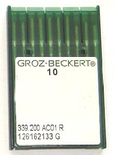 100 Nadeln Groz Beckert 81 für Schuhmachermaschine