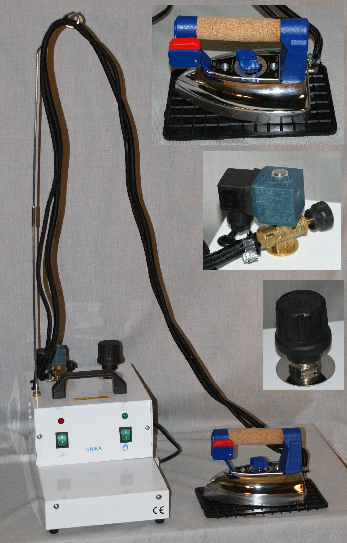 Dampfbügelstation Comel Unika