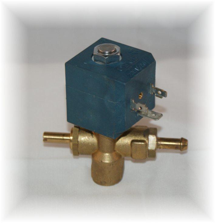 Magnetventil  220V  Kleindampferzeuger  Bieffe, Comel,.