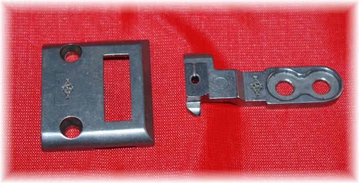 Stichplatte Transporteur passend für Pfaff Industrial 335 (  Kein Orig. Teil )