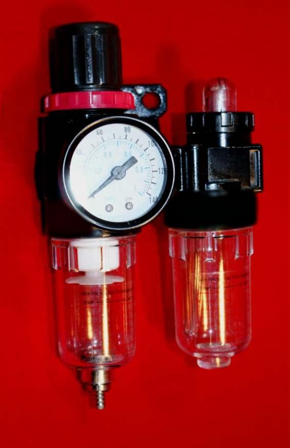 AL2000 Wartungseinheit Filterregler Öler Pneumatik