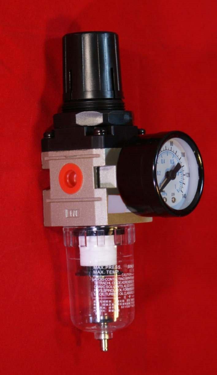 AW2000-02 Wartungseinheit Filterregler für Pneumatik