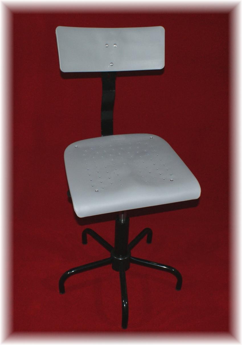 stuhl f r industrien hmaschine. Black Bedroom Furniture Sets. Home Design Ideas